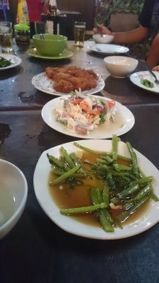 タオ島 晩御飯