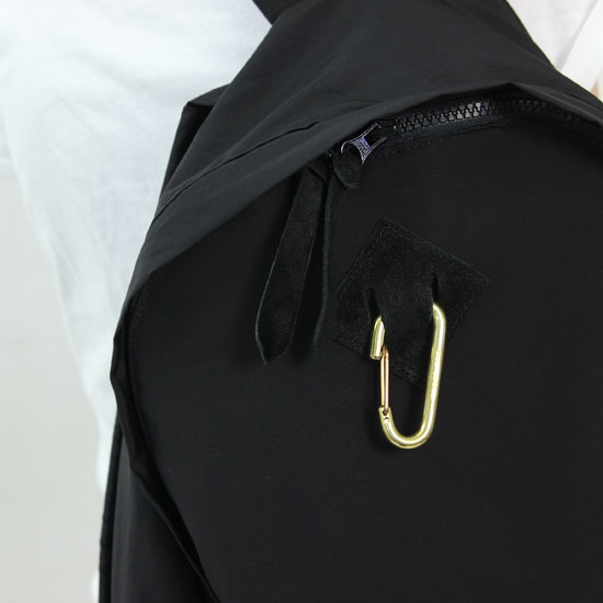 MASTER & Co. (マスターアンドコー) 60/40 CLOTH DAYPACK(カラビナ付)