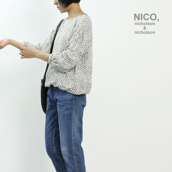 nicholson and nicholson (ニコルソンアンドニコルソン) MARSHMALLOW