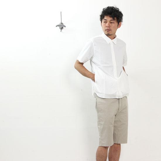 YAECA (ヤエカ) COMFORT SHIRT STANDARD FIT 半袖