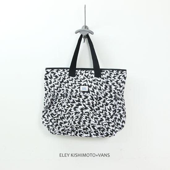 ELEY KISHIMOTO (イーリーキシモト) ELEY KISHIMOTO×VANS FLASH TOTE BAG
