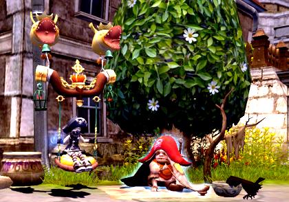 海賊ごっこ