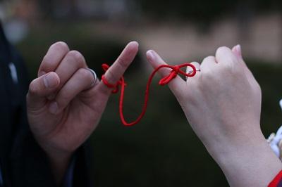 赤い糸 - コピー