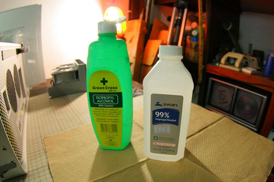 消毒用エタノールとイソプロピルアルコール50%の違い以前お聞... - Yahoo!知恵袋