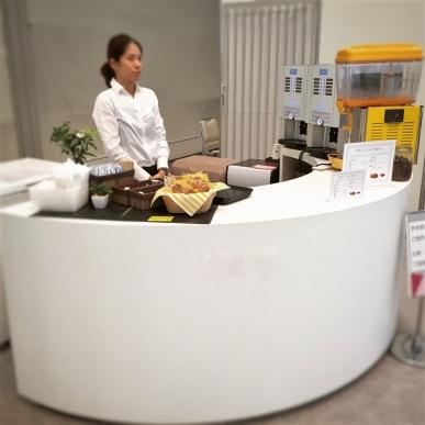 グランキューブ大阪 展示会 カフェ