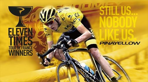 PINARELLO-Still USNOBODY LIKE US Collection