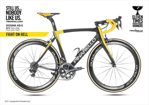 Pinarello-DOGMA-K8S-873 YELLOW