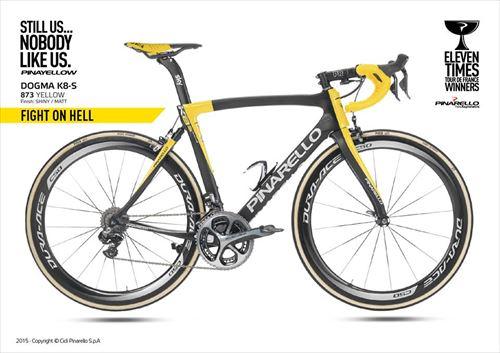 Pinarello-DOGMA-K8S-873 YELLOW