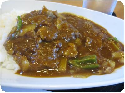 ラム肉のパキスタンカレー