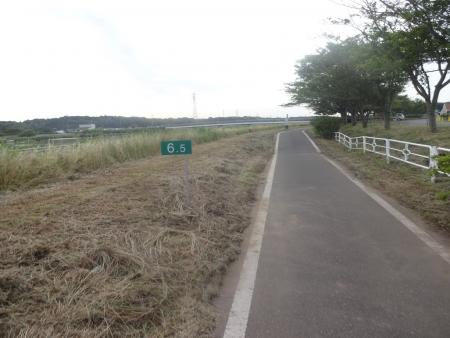 008CRの6・5km地点です