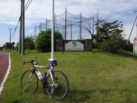 016ちょっと寄り道、先日やりました、このゴルフ場で