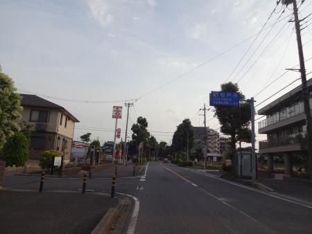 122帰りは松戸市を通って、裏道で帰還