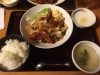 あんかけ屋 酢豚定食