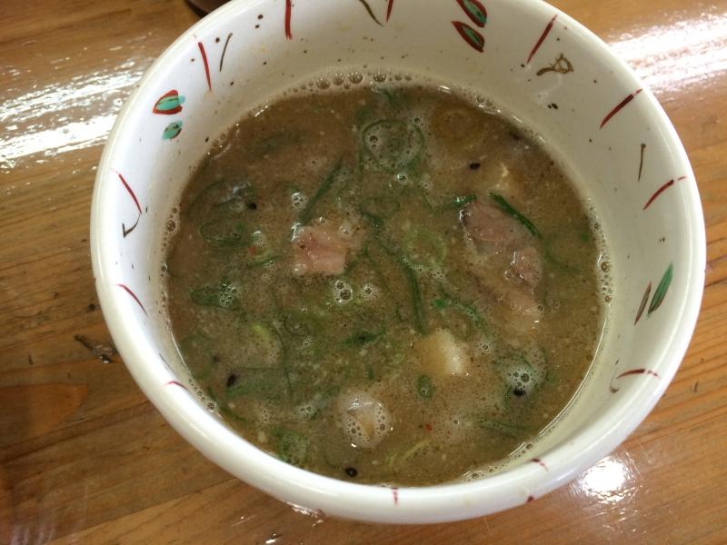 つけ麵スープ