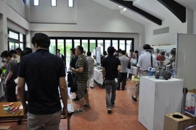 2015 山梨市プラモデル展示会1