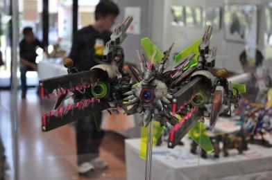 2015 山梨市プラモデル展示会21