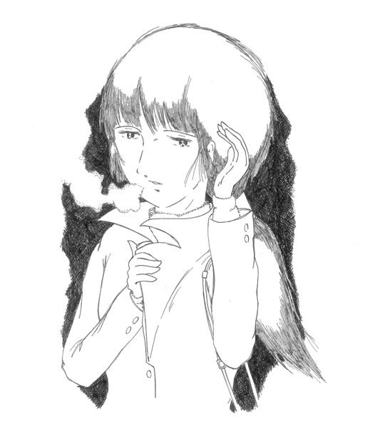 女性(冬)
