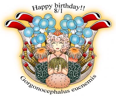 テヅモヅ誕生日2015縮小