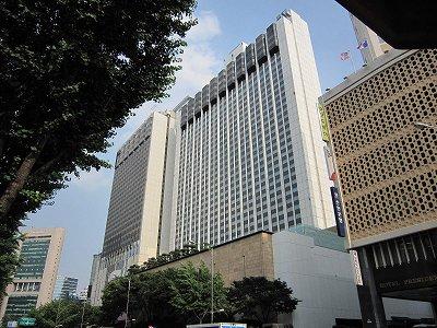 朝鮮日報「ロッテホテルに使用拒否された日本大使館、その後ロッテホテルを利用せず・・・報復か?」