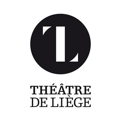 ベルギーのリエージュ(Liege)劇場のロゴのデザイン スペインの壁紙 + ベルギーの劇場ログ = 東京五輪エンブレム