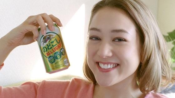▼SHELLY出演CM企業▼キリンビール