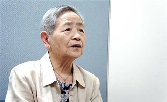 「炭鉱内では朝鮮人に対する差別はなかった」と振り返る田中好子