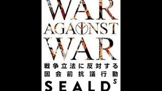2015.6.19 SEALDs主催 戦争立法に反対する国会前抗議行動2015.6.19