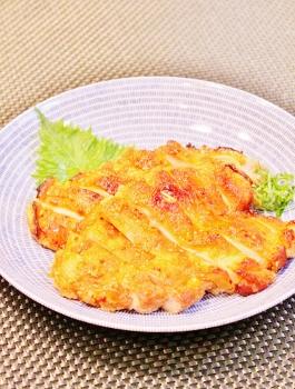 じっくりゴマ味噌なチキン (265x350)