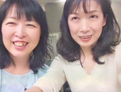 三浦佑美枝先生と一緒