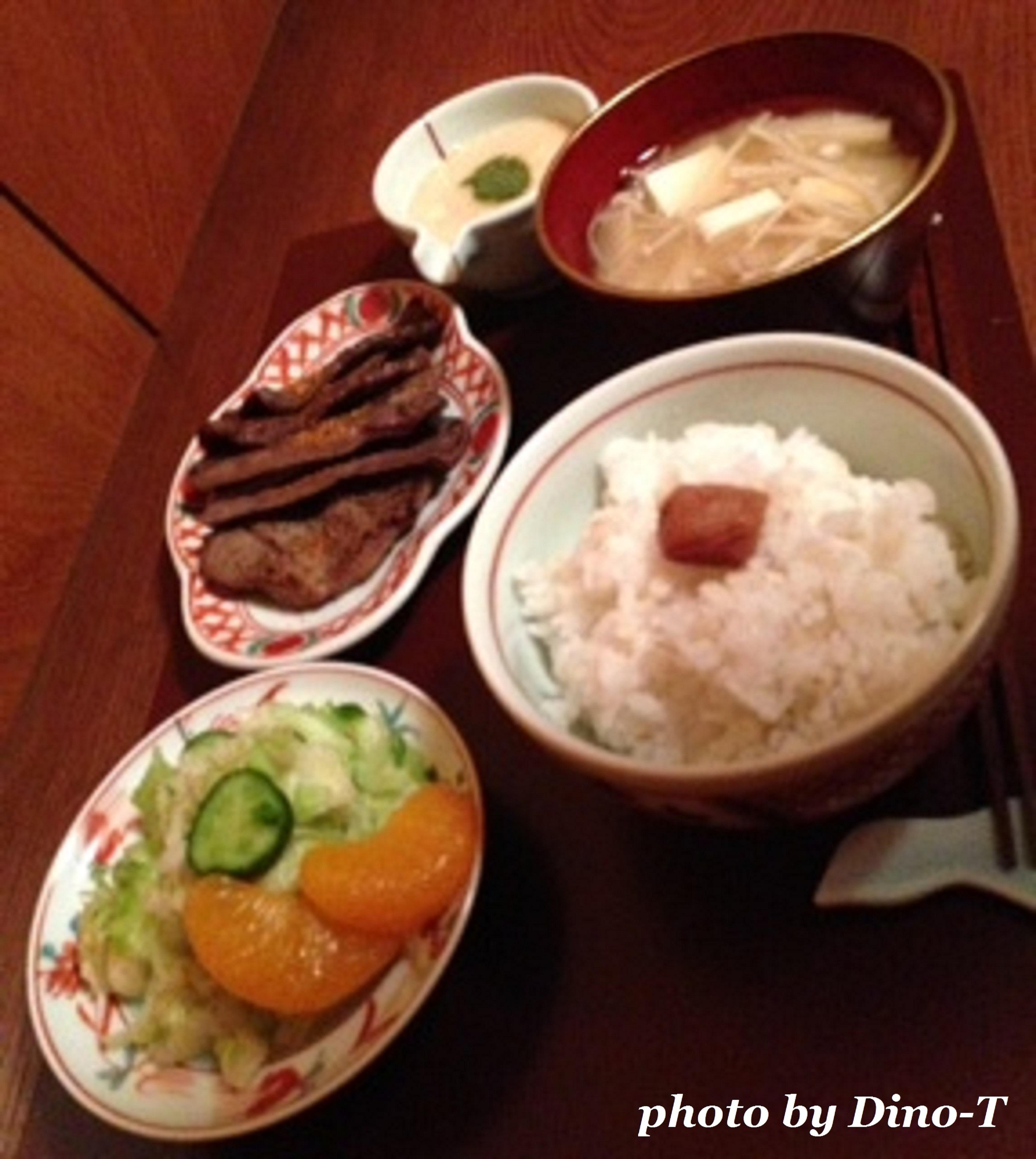タンとろ定食2