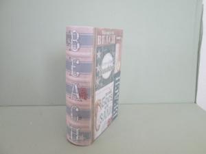 本ブック型リングピローリゾートウェディングマリン2
