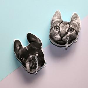 ペット犬猫リングピローおしゃれオーダーメイド