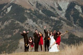 海外おもしろ結婚式画像_グランドキャニオン