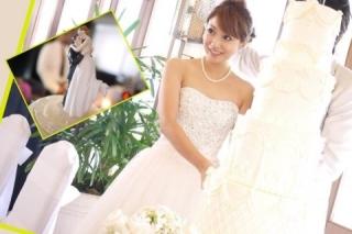 奥田順子_おくじゅん_結婚式_ケーキトッパー