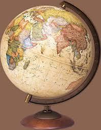 地球儀 2