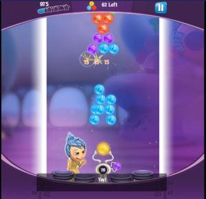 おもしろバブル消しパズルゲーム