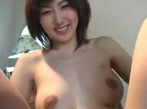 美人の人妻とのセックス