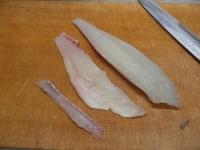 角瓶と鯛の刺身53