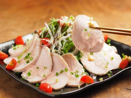炊飯器蒸鶏c01