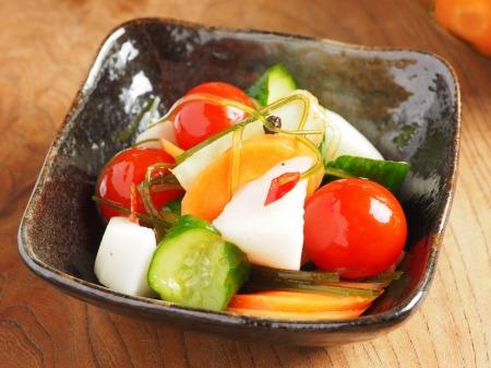 ル・パルフェで野菜のブランデー37