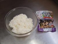 「サラダに!まめひじき」de鯖缶33