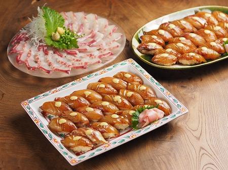 コロダイの島寿司10