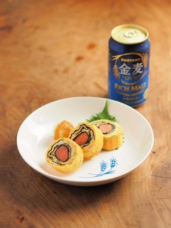 金麦明太卵焼き14 (2)