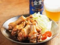 手羽元のスパイスぽん酢焼き12 (2)