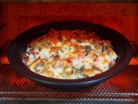 鯖缶で焼きチーズご飯46