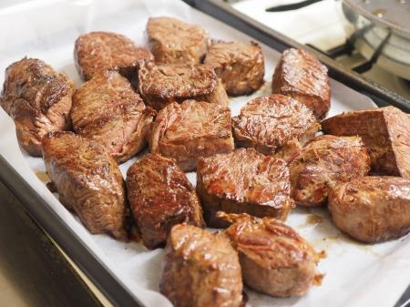 牛さがりステーキ45