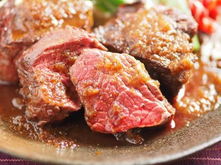 牛さがりステーキ61