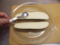 鯖缶となすのチーズ焼き21