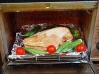 鶏むね肉のスパイスぽん酢焼23