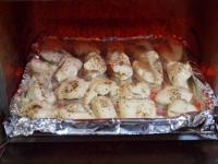 しっとり鶏むね肉のトースター19